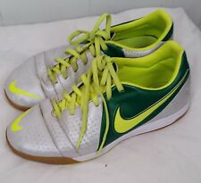 Nike CTR360 Libretto III Mens Indoor Football Soccer Trainers green white size 6