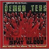 Demented Are Go - The Day the Earth Spat Blood/Go Go Demented (2012)  CD  NEW