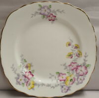 Vintage Colclough China Bone China Side Plate c1939-45 Made in England PN 6593