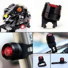 LED Bicycle Cycling Front Rear Tail Helmet Safe Flash Light Warning Lamp Hotsale