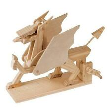 Timberkits Welsh Dragon / Griffen Educational Timber Wood Automation Kit
