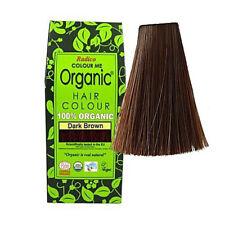 Radico Colour Me Hair Dye 100% Certified Organic - Dark Brown