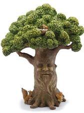 Wise Old Forest Tree, Fairy Garden, Fairy Tree, Mini Tree, Fairy Bird
