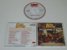 THE KELLY FAMILY/BOTSCHAFTER IN MUSIK(POLYDOR 841 891-2) CD ALBUM