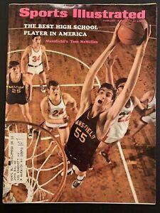 Sports Illustrated February 16 1970 Tom McMillen Maryland Washington Bullets