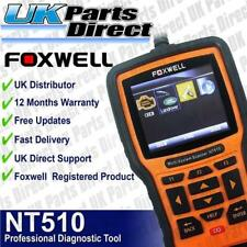 Land Rover FULL SYSTEM PROFESSIONAL Diagnostic Scan Reset Tool - Foxwell NT510
