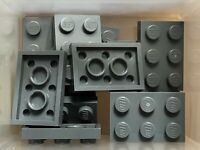 NEW 2x3 Friends Azure Blue Plates 15 Pieces Per Order LEGO 3021