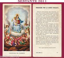 64 SANTINO MADONNA DEL CARMINE ED G MI ED. G MI. 141