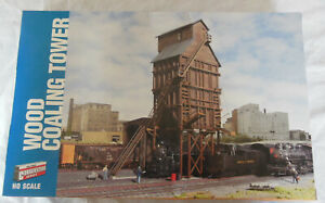 HO Walthers Coaling Tower #933-2922