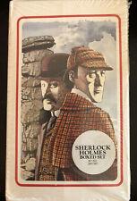 Vintage 1975 Sherlock Holmes 6 Book Box Set Collection by Sir Arthur Conan Doyle