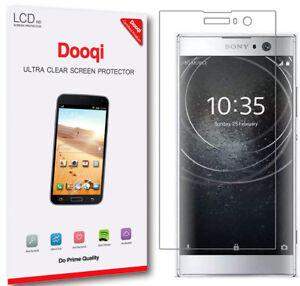 2X Dooqi [Full Coverage] For Sony Xperia XA2 HD Clear LCD TPU Screen Protector