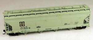 Athearn 4-Bay ACF Covered Hopper ATSF #307286 1/87 HO Scale