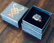God Of War PS4 Stone Mason Collector's Edition Mason's Ring W/ Box (No Game!)