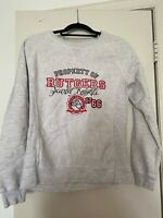 Authentic - Women's Rutgers Tagless Pullover Sweatshirt