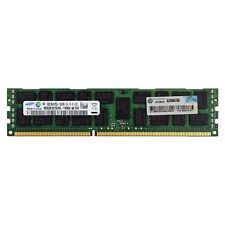 HP 605313-071 606427-001 8GB 2Rx4 DDR3 PC3L-10600R 1333MHz 1.35V REG MEMORY RAM