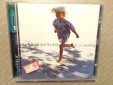 JOHN TCHICAI AND THE ARCHETYPES  -  LOVE IS TOUCHING -  CD1995 NUOVO E SIGILLATO