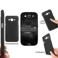 COVER SOFT TOUCH LIFE IS LOADING PER SAMSUNG GALAXY S3 I9300 POLICARBONATO