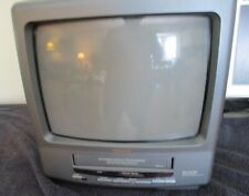 "Memorex 13"" Color TV VCR Combo MVT2135B!"