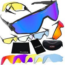 b70a1d7beb Deportes al Aire Libre Bicicleta De Ciclismo Correr Gafas De Sol Gafas  Anteojos Gafas de lente de UV400. Polarizado ...