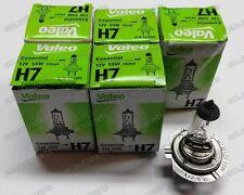 5X H7 Headlight Halogen Bulbs 12V 55W PX26D Valeo Essential
