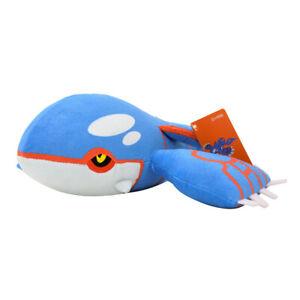 Kyogre 32CM Plush Doll Soft Toy Stuffed Animal Kids Birthday Gifts