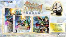 Etrian Odyssey Nexus - Launch Edition [Nintendo 3DS Atlus RPG Anime Action] NEW