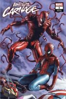 ABSOLUTE CARNAGE #1 Buy MeToys Rudolfo Migliari Variant and BLANK SKETCH 8-7-19
