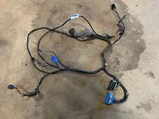 96-04 JAGUAR XK8 X100 COUPE LEFT DOOR WIRE WIRING HARNESS OEM