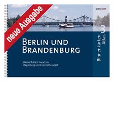 KartenWerft, BinnenKarten Atlas 3 - Berlin und Brandenburg # Navigation Binnen