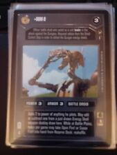 Star Wars CCG Theed Palace OOM-9 NrMint-MINT SWCCG