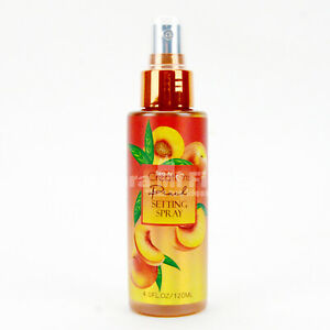 Beauty Creations Peach Setting Spray 4.0 FL OZ Authentic