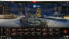World Of Tanks 85x Premium Tanks and 30x TX Account EU PC Game +18.300 Gold