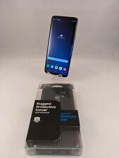 Samsung Galaxy S9+ SM-G965 - 64GB - Coral Blue (Verizon) BUNDLE