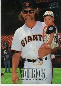 1996 Fleer Ultra Baseball San Diego Padres Team Set Series 1 and 2