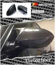 Replacement Carbon Fibre Door Side Mirror Covers Set for 08-13 BMW E92 E93 M3