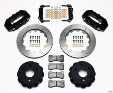 1997-2013 Chevy Corvette Wilwood W4A Front Big Brake Kit,C5,C6,Z06,ZR1,427,XLR