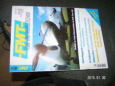 FMT Flug und Model Technik 03/1996  Plan encarté Shadow Teil II & Albatros