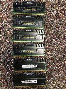 3 Sets CORSAIR Vengeance  16GB (2x8GB) DDR3