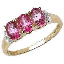 Anillos de joyería anillo con piedra de plata de ley de compromiso