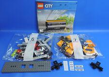 LEGO® Eisenbahn 60197 Waggon Mittelwaggon Sitzplatzwaggon