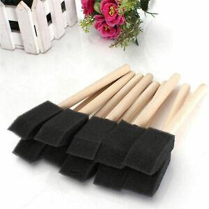 "Foam Sponge Brush Sets - 1"" 2"" 3"" Assorted Pack - Painting Art Royal Langnickel"