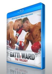 Arturo Gatti vs. Micky Ward I, II, & III on Blu-ray