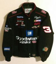 Nascar Dale Earnhardt #3 Junior Kids XL Jacket 7 Time Champion Chase Authentics