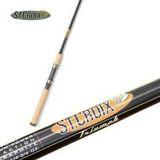 "St Croix Triumph Travel Spinning Rod TRS66MHF4 6'6"" Medium Heavy 4pc"