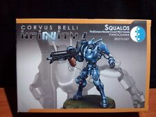 Squalos PanOceanian Armored C.H.L (Infinity)