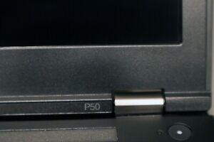"Lenovo ThinkPad P50 15.6"" 2.70GHz i7 6820HQ 32GB 1TB SSD 1TB HDD WINDOWS 10 PRO"