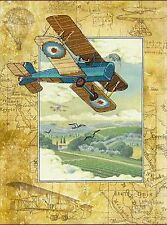 RIOLIS  0036PT  COUNTED  CROSS STITCH  KIT - ABOVE THE CLOUDS