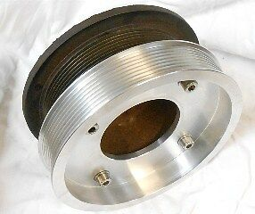 Jaguar XKR 4L 18% Supercharger Lower Crank Pulley Upgrade EXCHANGE 1998 1999+