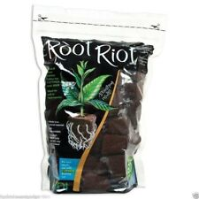 Root Riot 50 Cubes Plugs Pack Organic Seed Clone Starter Plugs HDI