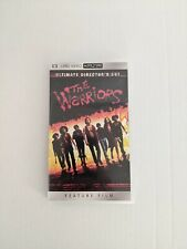 ** PSP ** The Warriors Ultimate Director's Cut ** TESTED * CLEAN **